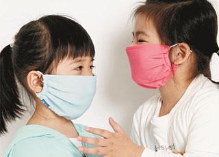 Trời nồm, trẻ dễ viêm đường hô hấp