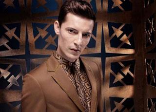 Quý ông lịch lãm cùng thời trang Roberto Cavalli