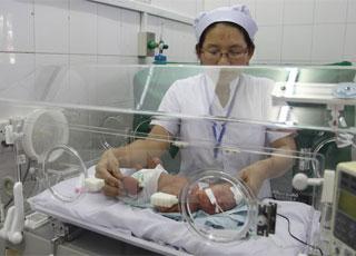 Suy hô hấp ở trẻ sơ sinh